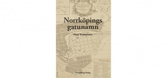 Norrköpings gatunamn.