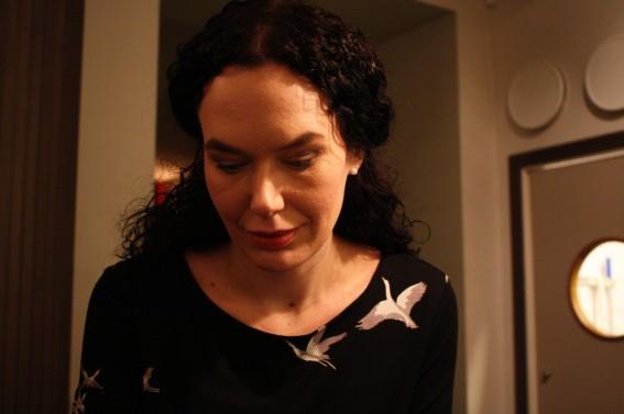 Therese Bohman lockas av skönheten.