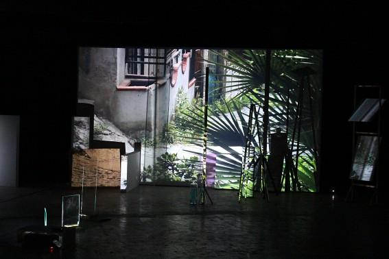 Ur Lena Bergendahls installation