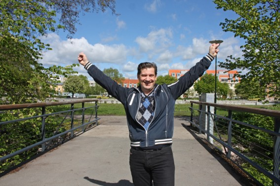 Jippiii! Nu blir det Allsång på Strömsholmen.