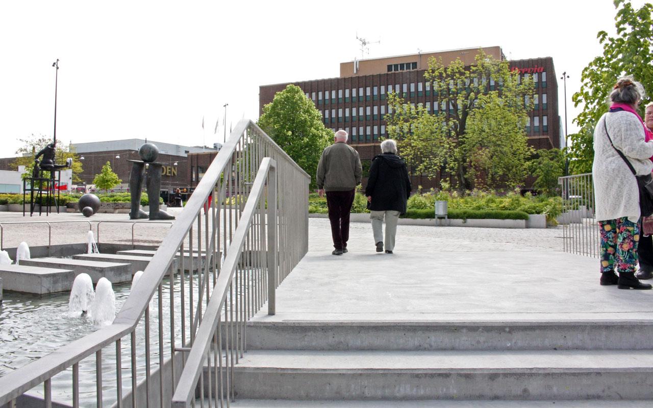 Nya hörsalsparken binder och särar (krönika) – kultursidan.nu