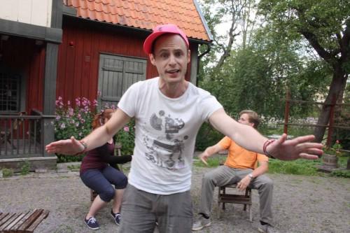 rena dansare avsugning i Norrköping