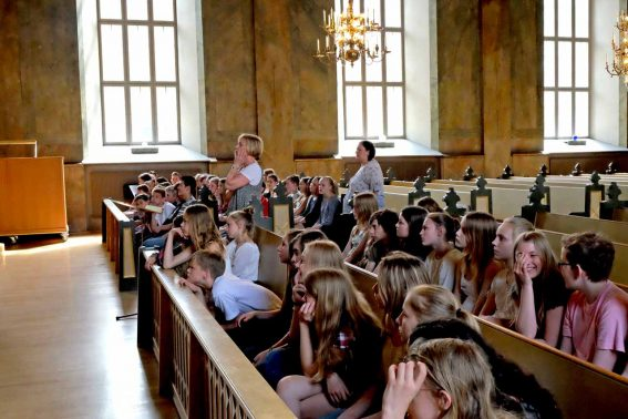 Hagaskolans och Adolf Fredriks musikklasser