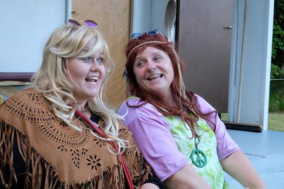 Jane och Doris