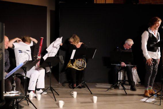 Bob Hansson och Crusellkvintetten