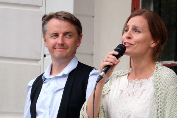 Arvid och Gerda