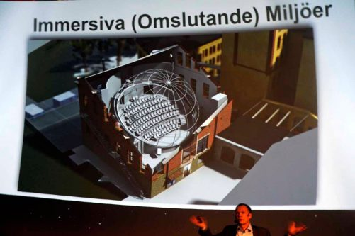 70 miljoner till Visualiseringscenter C