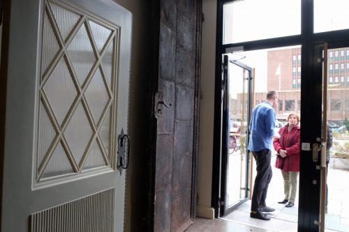 Hörsalen öppnar portarna på lördag