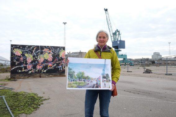 nya hamnen norrköping