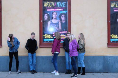 Watch a Movie höstlovets filmfestival