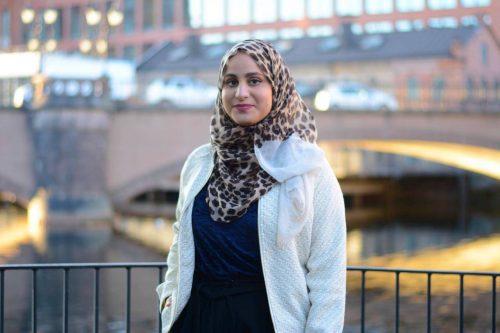 Lina Badran öppnar tabubelagda ämnen