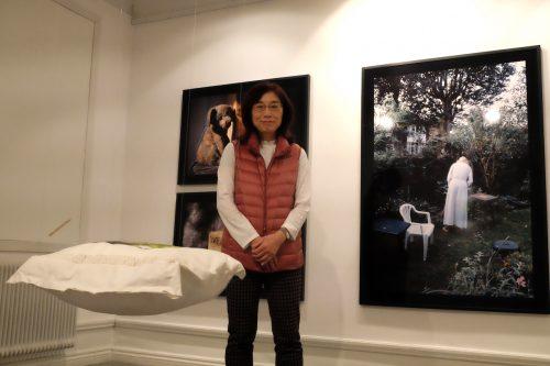 Yumiko Shiozaki skapar hjärtats kammare