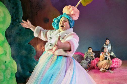 Fantasin ska driva Trollkarlen från Oz