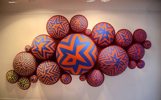 Anna Svenssons målerilek på Konstforum
