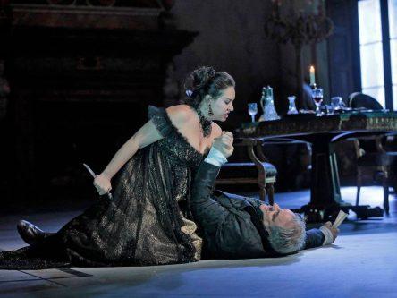 Tosca inledde biosända operasäsongen