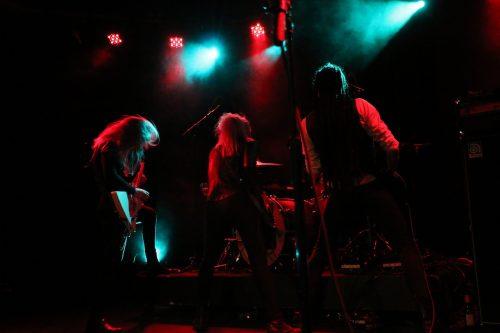 WTM'18 Sen rocklördag på Dynamo