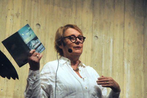 Författarmöte med Karin Wahlberg