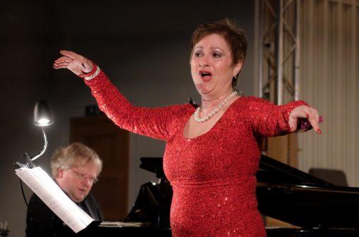 Gitta-Maria Sjöberg spred nordiskt ljus