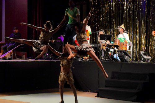 Cirkus Debre Berhan gästade Talkshow