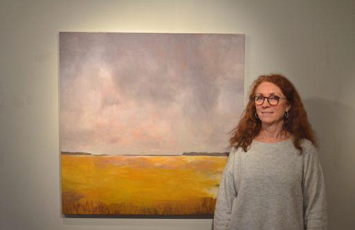 Helena Elfgrens inre landskap på NP33