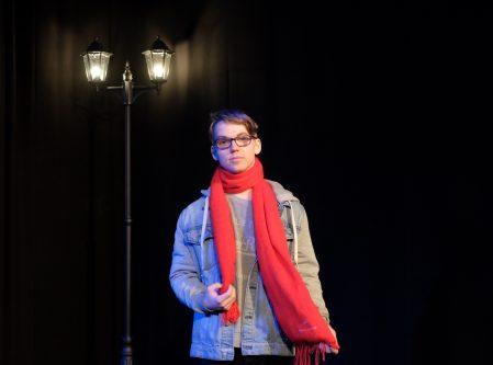 Karin Boyes Tillägnan på Kvartersteatern