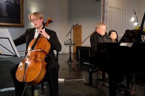 Brahms och Schumann förhöjer livet