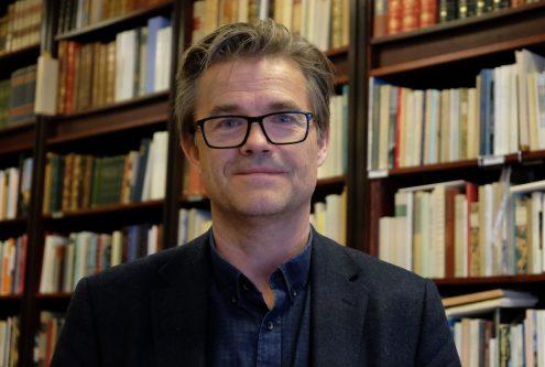 Johan Perwe fördjupar med Livräddare