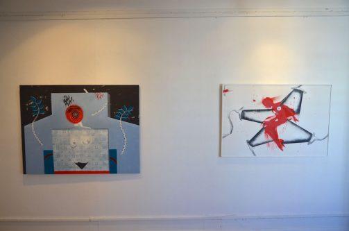 Hasti Radpours korpar på Konstforum