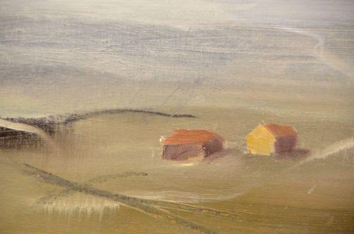 Kerstin Glamhedens landskap på NP33