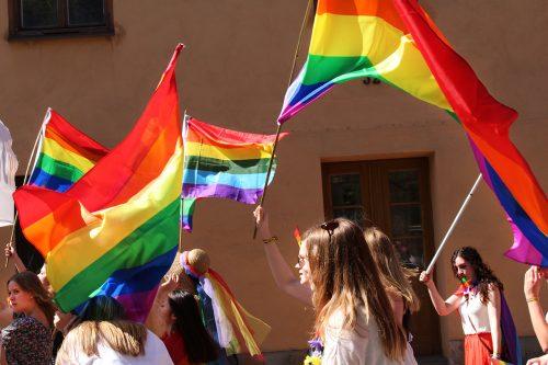 East Pride för förändring med fest