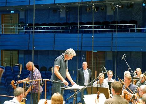 SON spelar in Stenhammars första opera