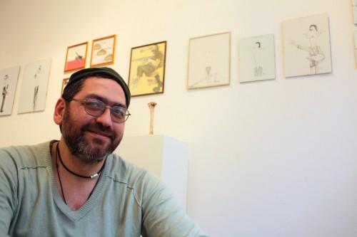 Saad Hajo årets satiriske EWK-pristagare