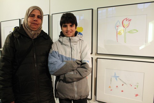 EWK-museet öppnade Barn & Krig
