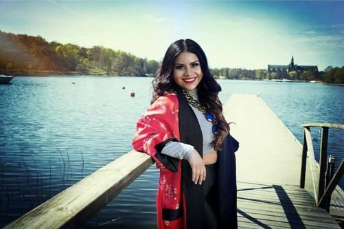 Arantxa Álvarez till Citysoffan i Linden