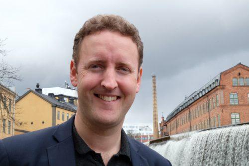 Michael Francis tar farväl av Norrköping