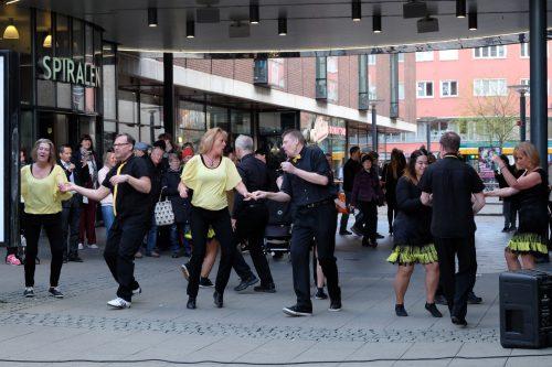 Dansens vecka bjuder upp hela länet