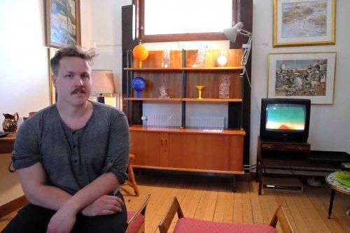 Glasklart? med Simon Klenell i Rejmyre