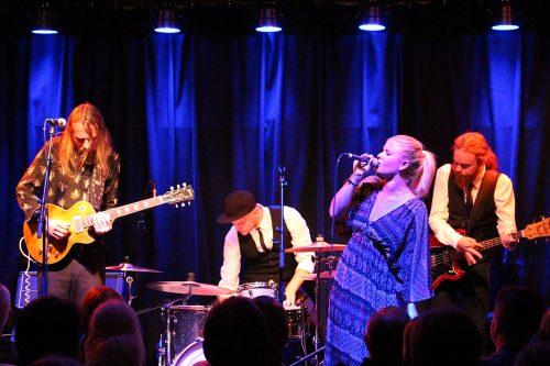Lisa Lystam inleder konsertvåren på NP33