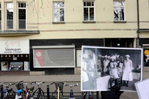 I spännande kvinnors spår i Norrköping