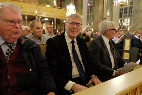 Bengt-Göran Sköld får Honoris Causa