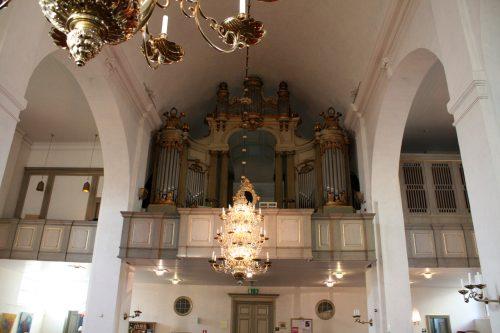 Orgelveckan firar S:t Olai kyrka 250 år