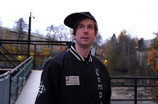 Strömmenpromenad med Timo Räisänen
