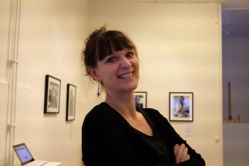 Eva Lundgren Stenbom på Kameleont