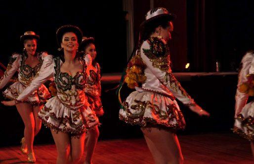 Dansens vecka start för dans för alla
