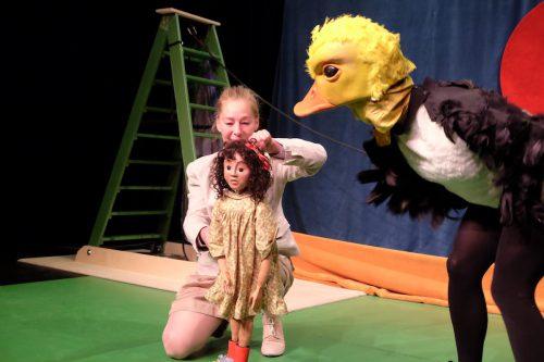 Felicia och fåglarna först på TBg34 i höst