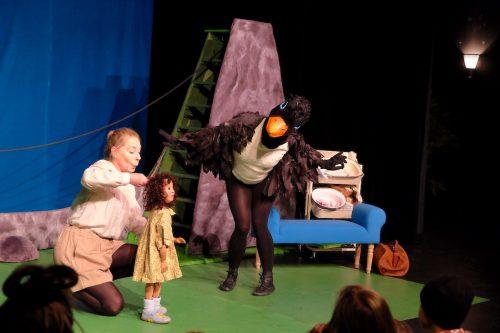 Felicia och Doktorn räddar fåglarna