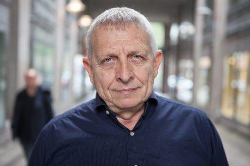 Islamologen Eli Göndör på biblioteket