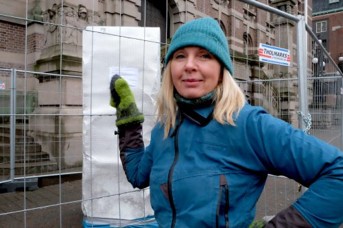 Norrköping går Klimatspåret på Nyår
