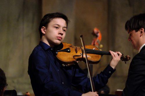 Johan Dalene med ny SON-orkester