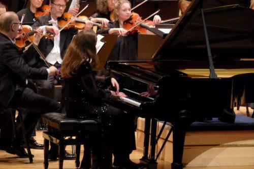 Brahms, Beach & Bartók med SON